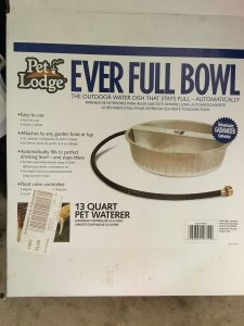 Petlodge Everfull Bowl